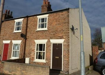 Thumbnail 2 bedroom end terrace house to rent in Newmarket, Louth