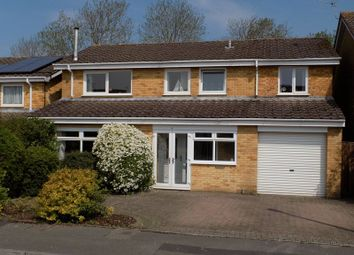 Thumbnail 5 bed detached house for sale in Sorrel Close, Royal Wootton Bassett, Swindon