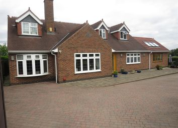 Thumbnail 4 bed detached house for sale in Cotgrave Lane, Tollerton, Nottingham