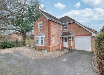 Thumbnail 4 bed detached house for sale in Corfe Avenue, Worcester