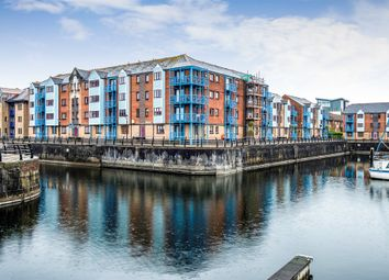 Thumbnail 1 bed flat for sale in Abernethy Quay, Maritime Quarter, Swansea