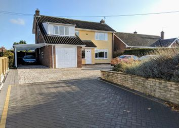 Thumbnail 4 bed detached house to rent in Shay Lane, Forton, Newport