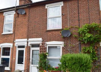 Thumbnail 2 bedroom terraced house for sale in Holland Road, Ipswich