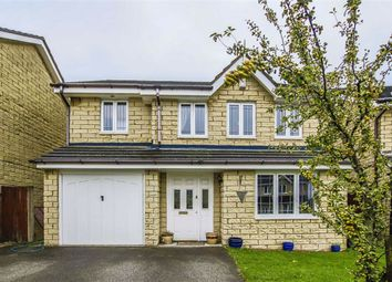 Thumbnail 4 bed detached house for sale in Hartley Drive, Nelson, Lancashire