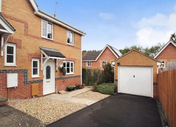 Thumbnail 3 bed semi-detached house for sale in Moorland Road, Street