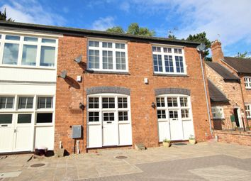 Thumbnail 2 bed mews house for sale in Kirkland Close, Ashby-De-La-Zouch