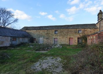 Thumbnail Land for sale in The Long Barn, Shirecliffe Farm, Barlow Lees Lane, Dronfield
