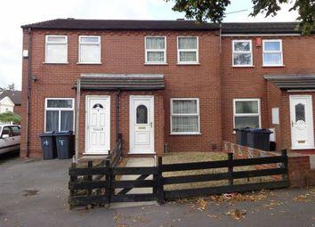 Thumbnail 2 bed terraced house for sale in Talfourd Street, Bordesley Green, Birmingham
