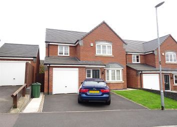 Thumbnail 4 bed detached house for sale in Stanage Road, Sileby, Leicestershire