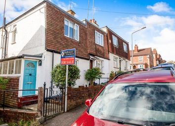 Thumbnail 2 bed terraced house for sale in Dynevor Road, Tunbridge Wells, Kent