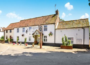 Thumbnail 3 bed semi-detached house for sale in Little Dunham, King's Lynn