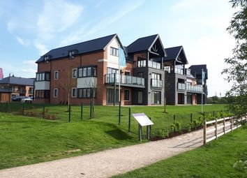 Thumbnail 2 bed flat to rent in Lakeside, Barton Marina, Barton Under Needwood