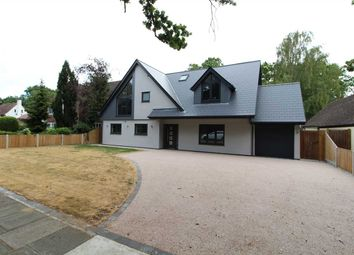 Thumbnail 4 bed detached house for sale in Welshwood Park Road, Colchester
