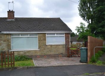 Thumbnail 2 bedroom semi-detached bungalow for sale in Leaventhorpe Way, Bradford