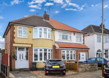 Thumbnail 3 bed semi-detached house for sale in Seaford Road, Aylestone, Leicester