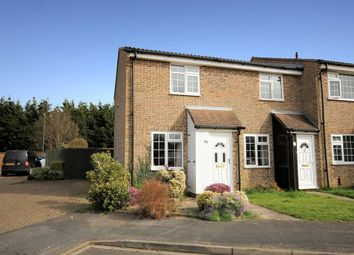 Thumbnail 2 bedroom end terrace house for sale in Mayridge, Fareham