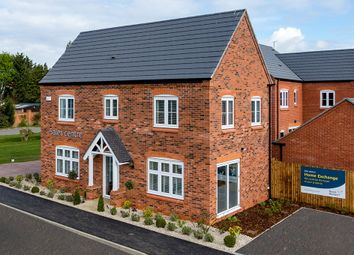 """Thumbnail 3 bed detached house for sale in """"The Spruce"""" at Mandale Close, Bishops Itchington, Southam"""
