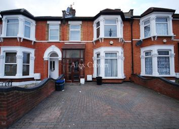Thumbnail 4 bed terraced house to rent in Hazeldene Road, Goodmayes, Ilford