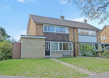 Thumbnail 3 bed semi-detached house for sale in Hopground Close, St.Albans