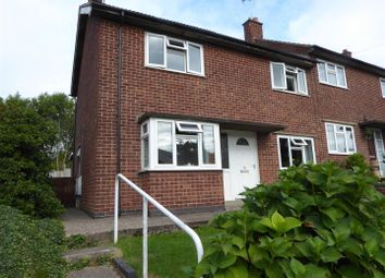 Thumbnail 3 bed semi-detached house for sale in Hall Farm Road, Swadlincote