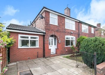 Thumbnail 3 bed semi-detached house for sale in Agecroft Road, Pendlebury, Swinton, Manchester