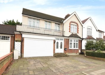 Thumbnail 5 bed semi-detached house for sale in Oakleigh Road North, Whetstone