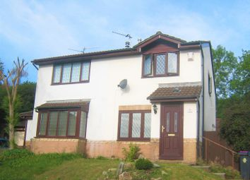 Thumbnail 2 bed semi-detached house for sale in Oaklands View, Greenmeadow, Cwmbran