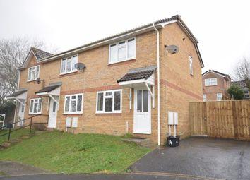 Thumbnail 2 bed property to rent in Oakhill Rise, Barnstaple, Devon
