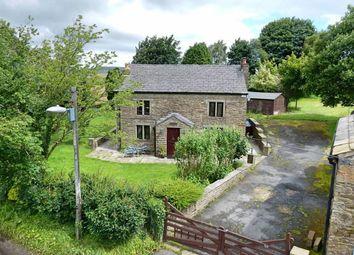 Thumbnail 4 bed farmhouse for sale in Watling Street, Affetside, Bury