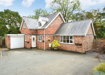 Thumbnail 4 bed detached house for sale in Rainow View, Bollington, Macclesfield, Cheshire
