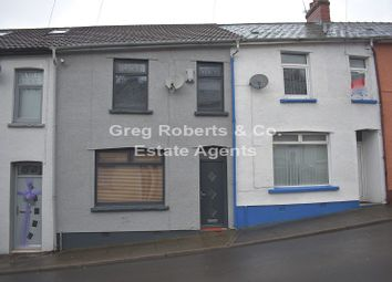 Thumbnail 3 bed terraced house for sale in Lady Tyler Terrace, Rhymney, Caerphilly County.
