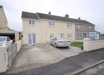 Thumbnail 4 bed semi-detached house for sale in 84 Lon Hafren, St.Clears, Carmarthenshire
