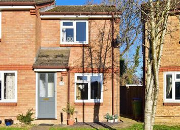 Thumbnail End terrace house for sale in Jay Close, Southwater, Horsham, West Sussex