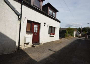 Thumbnail 2 bed end terrace house to rent in Trimbe, Main Road, Aberuthven, Auchterarder