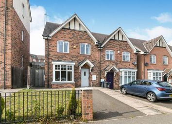 Thumbnail 2 bedroom semi-detached house for sale in Rhayader Road, Northfield, Birmingham, West Midlands