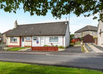 Thumbnail 1 bed semi-detached bungalow for sale in Kilmarnock Road, Crosshouse, Kilmarnock
