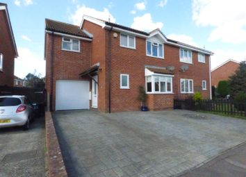 Thumbnail 4 bed property for sale in Langney Drive, Bridewell, Ashford