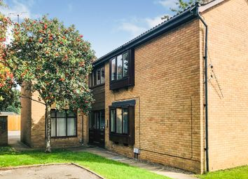 Thumbnail 1 bed flat for sale in Willow Grove, St. Mellons, Cardiff