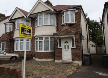 Thumbnail 3 bed semi-detached house for sale in Brook Avenue, Edgware, Middlesex