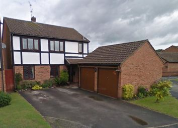 Thumbnail 4 bed detached house for sale in The Belfry, Stretton, Burton-On-Trent