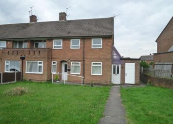 Thumbnail 2 bedroom flat for sale in Parish Close, Telford, Dawley