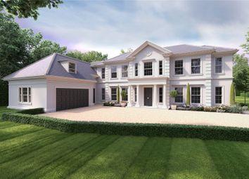 Blackhills, Esher, Surrey KT10. 6 bed detached house for sale
