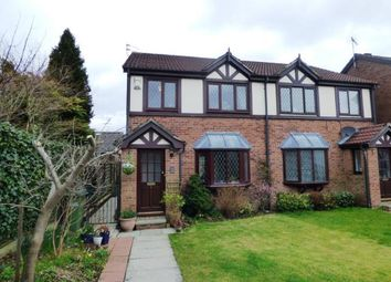 Thumbnail 3 bed semi-detached house for sale in Ploughmans Way, Tytherington, Macclesfield, Cheshire
