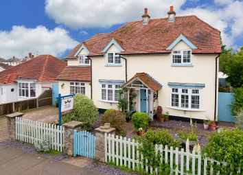 Thumbnail 4 bed detached house for sale in Holmscroft Road, Herne Bay