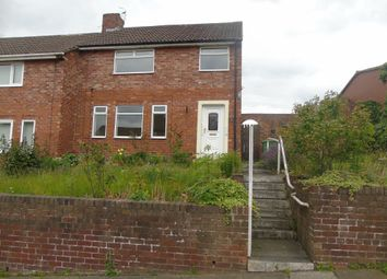 Thumbnail 3 bed semi-detached house for sale in Kipling Avenue, Swalwell, Newcastle Upon Tyne