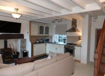 Thumbnail 2 bed property to rent in School Terrace, Abererch, Pwllheli, Gwynedd.