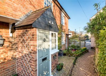Thumbnail 2 bed terraced house for sale in York Road, Weybridge, Surrey