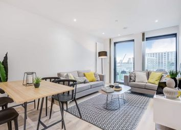 Thumbnail 1 bedroom flat to rent in Royal Crest Avenue, London