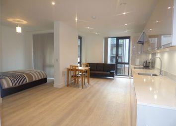 Thumbnail Studio to rent in Glassblowers House, Aberfeldy Village, London
