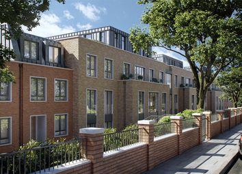 Thumbnail 1 bed flat for sale in Oakley Gardens, Church Walk, Hampstead, London